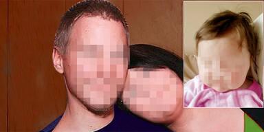 Leonie tot: Er verbrühte sie in der Dusche