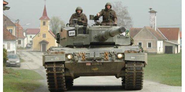 Nur jeder 2. Kampfpanzer einsatzbereit