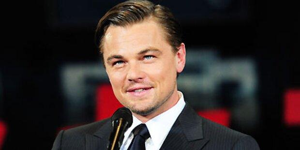 DiCaprio schlägt Angelina Jolie