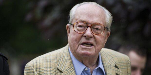 Le Pen schockiert mit