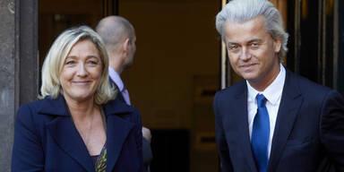 Le Pen und Wilders