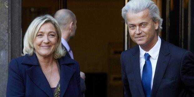 Auch Frankreich und Niederlande wollen austreten
