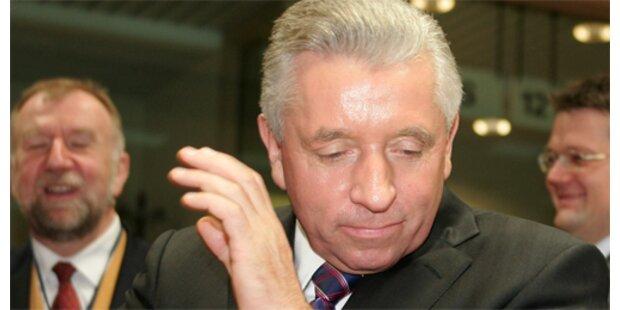 Polens Vizepremier Lepper weiter unter Druck