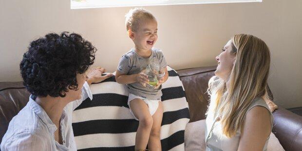 Elternkarenz für lesbische Paare