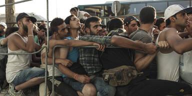 'EU sieht uns als Parkplatz für Flüchtlinge'