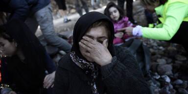 150 Flüchtlinge in provisorischer Unterkunft Corona-positiv
