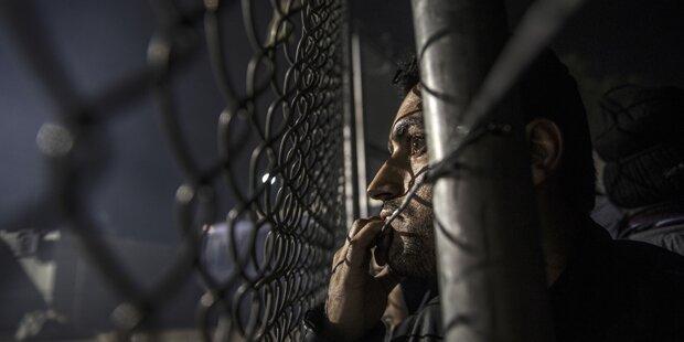 Flüchtlinge: Oxfam beendet Hilfe auf Lesbos