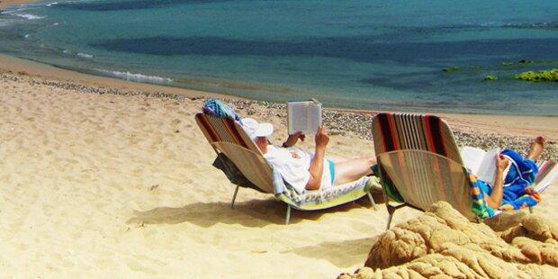 Die besten Bücher für den Urlaubskoffer
