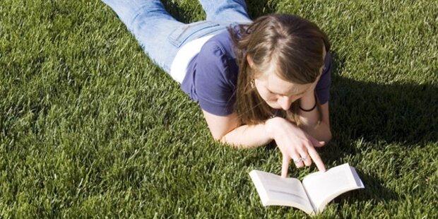 Liebesromane tun Frauen nicht gut
