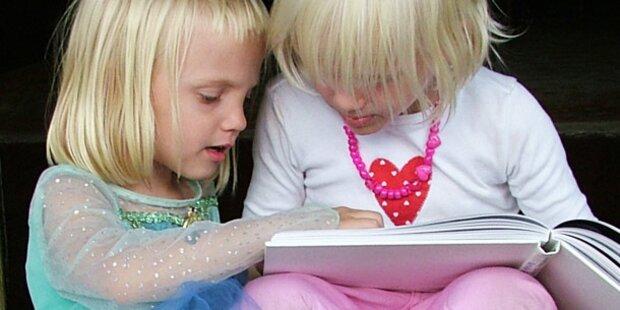 Warum Eltern viel vorlesen sollten