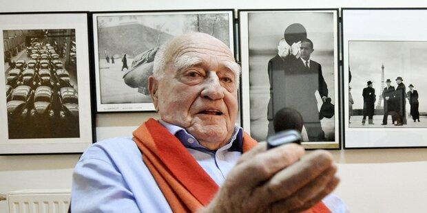 Fotografie-Doyen Erich Lessing ist tot