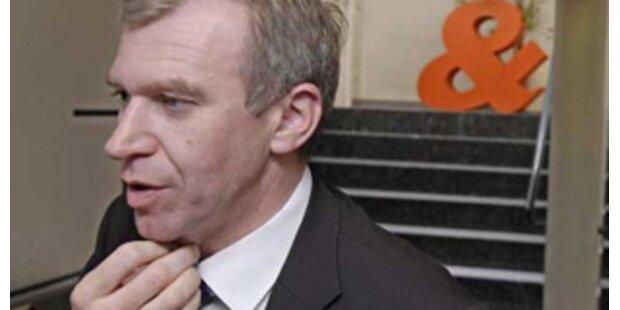 Belgischer Premier Leterme reicht Rücktritt an