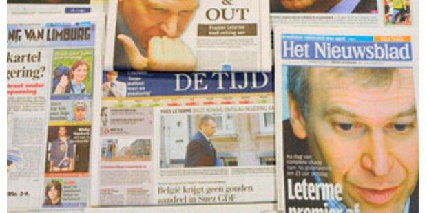 Belgiens Premier bleibt im Amt
