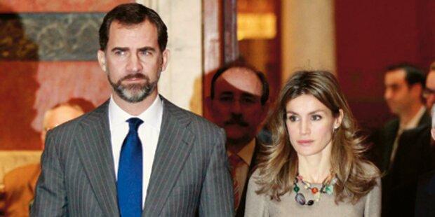 Prinzessin Letizia: Gerücht um Trennung