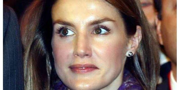 Geisteskranker griff Prinzessin Letizias Begleiter an