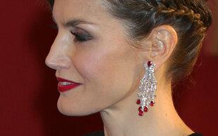 Neuer Look : Königin Letizia überrascht mit Trendfrisur