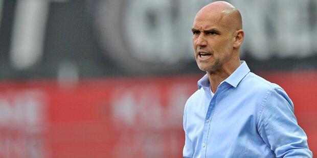 Austria-Coach mit Geheimplan gegen Rapid