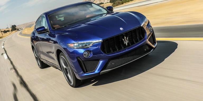 Start frei für den stärksten Maserati