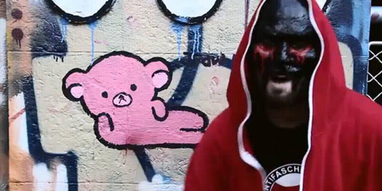 """Rapper fordert: """"Hände hoch Strache"""""""