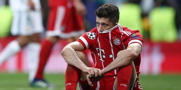 FC Bayern macht Jagd auf Super-Torjäger