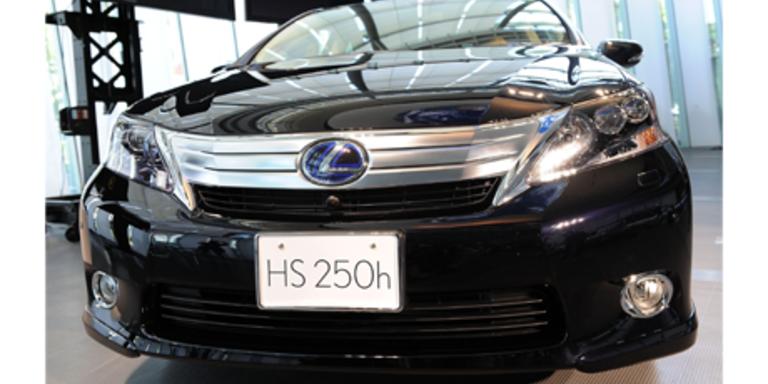 Lexus HS 250 Hybrid