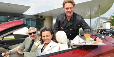 Lexus Gourmet Drive-In mit Heinz Hanner