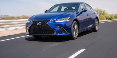 Alle Infos vom neuen Lexus ES
