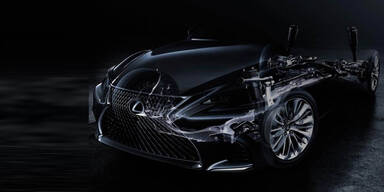 Neuer Lexus LS greift 7er, A8 & S-Klasse an