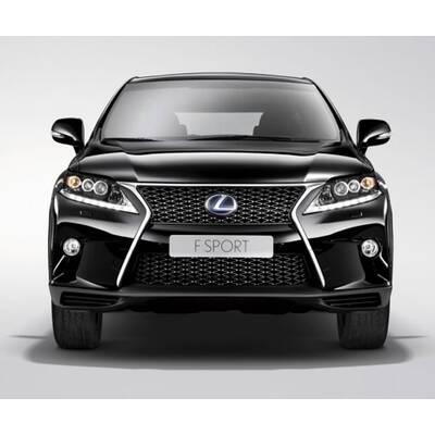 Fotos vom Lexus RX450h 2012