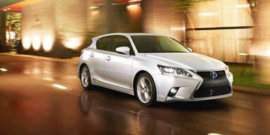 """Lexus stellt den """"neuen"""" CT 200h vor"""