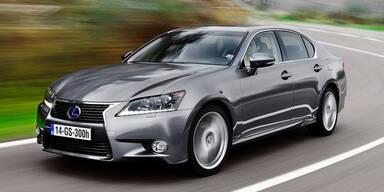 Lexus bringt jetzt den GS 300h