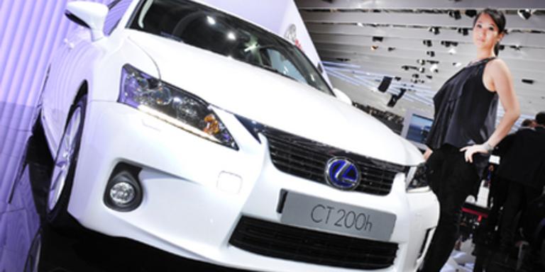 Toyota und Lexus mit zahlreichen Neuheiten