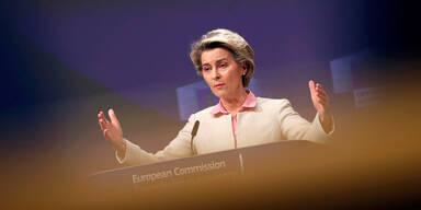 EU-Chefin offen für 'Sputnik'-Zulassung