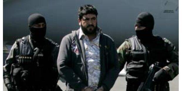 Mächtiger Drogenboss in Mexiko festgenommen