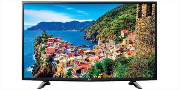 Hofer bringt LG 4K-TV zum Kampfpreis