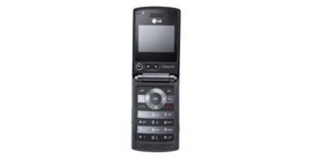 Neues LG-TV-Handy rechtzeitig vor der EM