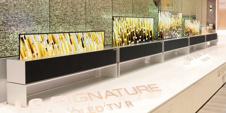 Atemberaubende 8K-TVs von LG und Samsung