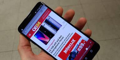 """LG V30 schafft es in den """"Android-Olymp"""""""