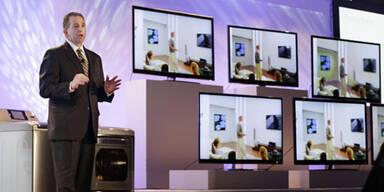 LG setzt auf günstige 3D- Fernseher