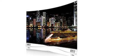 LGs gebogene OLED-TVs  starten