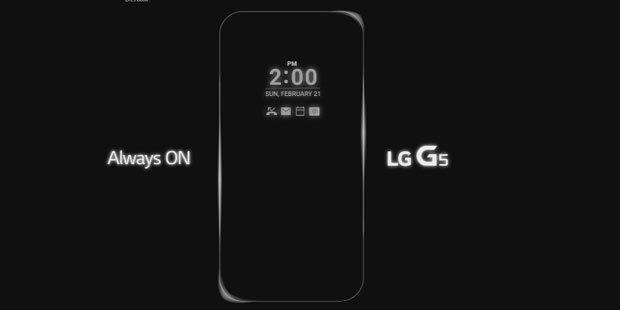 LG G5 fordert Galaxy S7 heraus
