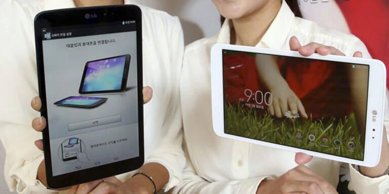 Smartphones & Tablets boomen wie nie