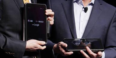 LG bringt G-Slate mit Android 3.0 & 4G
