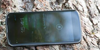 Neues Nexus-Phone: Prototyp aufgetaucht