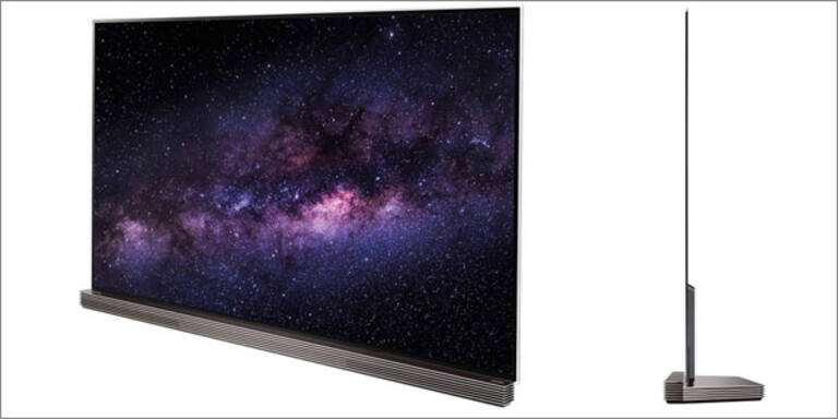 Neuer LG 4K OLED TV sorgt für Furore