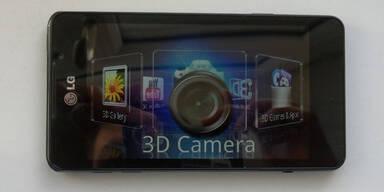LG Optimus 3D Max im großen oe24.at-Test