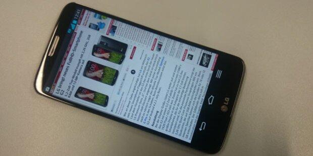 LGs Top-Smartphone G2 im Test