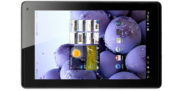 LG bringt Optimus Pad mit LTE/4G