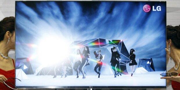 Google TV soll dank LG ins Laufen kommen