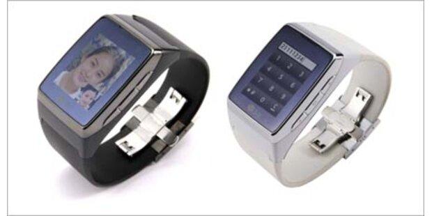 LG GD910:  Das 1.000 Euro Uhren-Handy